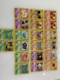 Pokemon | Lote 2 - Neo | 2001 - RARO - Todos os cards da foto