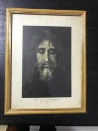Gravura de Cristo