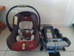 Bebê conforto Chicco para carro com base removível