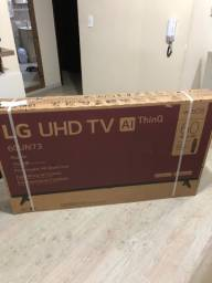 TV LG, sem USO