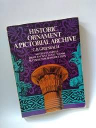 Livro de Ornamentos Históricos do Egito Antigo (C.B. Griesbach)