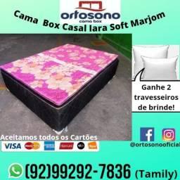 Cama Box Iara Marjom à Pronta Entrega