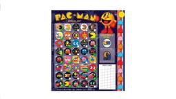Troca de Tazos PacMan