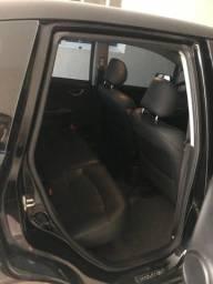 Vendo Honda Fit  LXL 2012 preto, placa A...