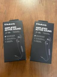 Fone wireless Skullcandy JIB + ACTIVE