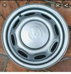 Rodas de ferro aro 13 VW