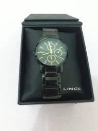 Relógio lince quase novo 130 reais