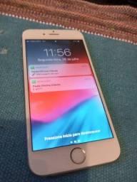 Iphone 6 64GB Prata (branco)