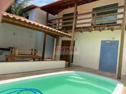 Casa cond. Portal de Arembepe com 4 quartos sendo 3 suítes, 180 m² por R$ 380.000 - Arembe