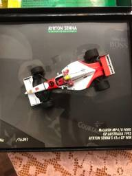 Ayrton Senna- coleção
