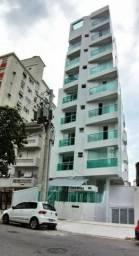 Cobertura Duplex, 2 quartos sendo 1 suite Santos