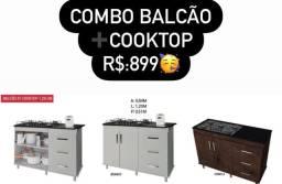 Combo promoção R$899