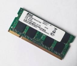 Par de memória ddr2 2gb Smart 6400gb