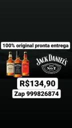 Wisk Jack Daniel ORIGINAL R$134,90  pronta entrega
