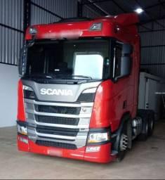 SCANIA R450 6X2 2020