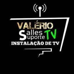 VALERIO SALLES INSTALAÇÃO DE SUPORTE TV