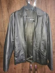 Jaqueta de couro P
