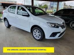 Renault Logan Zen 1.0 0Km ( 2022 ) Pronta Entrega