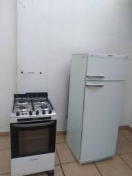 fogão + geladeira