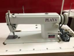 Máquina de costura reta industrial PLAYA