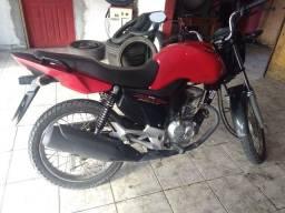 Vendo moto fan 160