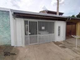 Casa com 3 dormitórios para alugar, 110 m² por R$ 1.500/mês - Jardim Santana - Hortolândia