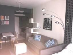 Apartamento para alugar com 1 dormitórios em Centro, Curitiba cod:00259.001