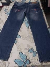 Calça jeans Disel italiano Nova