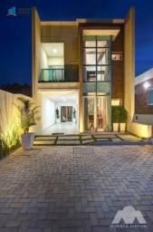 Casa com 3 dormitórios à venda, 137 m² por R$ 480.544,00 - Centro - Eusébio/CE