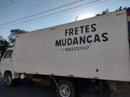 Mudança e frete todo Brasil