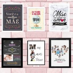 Quadros do nascimento e quadros personalizados