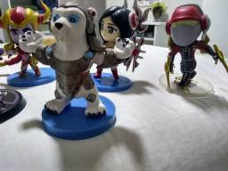 Bonecos League of Legends - LOL