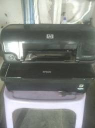 Impressora hp-epson