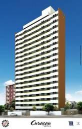 Apartamento com 2 quartos, 1 suíte, na Torre, Recife/PE