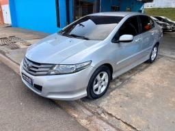 CITY 2012/2012 1.5 LX 16V FLEX 4P AUTOMÁTICO