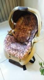 Bebê conforto com suporte para carro Graco