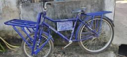 Bicicleta cargueira valor: 800,00