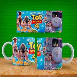 Título do anúncio: Pacote Com Artes Prontas Toy Story Para Camisas E Canecas
