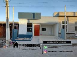 Vendo casa nova condomínio fechado(Arapiraca).