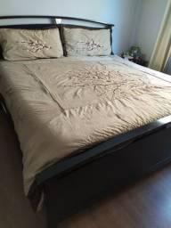 Jogo de cama king 3 pecas