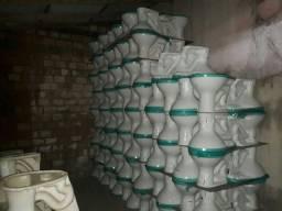 Vaso sanitário acoplado JADE