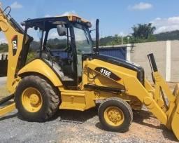 Bengui R$ 95.000 Retro Escavadeira 416E Caterpillar