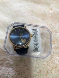 Relógio feminino só 40,00