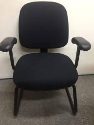 Cadeira Fixa para Escritório - Alberflex