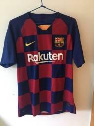 Camisa BARCELONA Jogador M 100% original!?