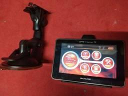 GPS Multilaser traker tv 4.3 pol