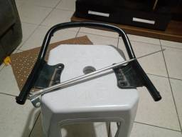 Alça moto ybr + antena para linha de pipa