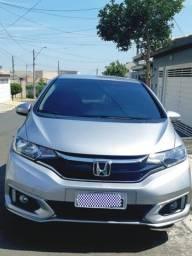 Honda Fit EX Aut 2019 baixo km