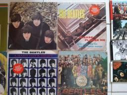 Vinil mono dos Beatles