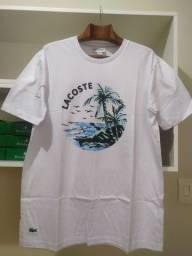 Camiseta Lacoste Original - G
